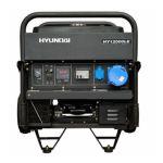Бензиновый генератор HY 12000LE + набор колес, Hyundai 10кВт