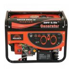 Электрогенератор бензиновый Master EST 2.8b, Vitals 3кВт