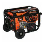 Бензиновый электрогенератор Master EST 5.8b, Vitals 6,5кВт