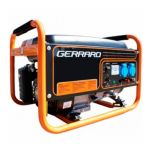Электростанция бензиновая GPG2000, Gerrard 1,5кВт