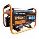 Бензиновая электростанция GPG3500E, Gerrard 2,8кВт
