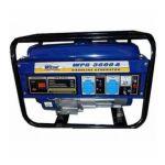 Бензиновый электрогенератор WPG6500, Werk 5,5кВт