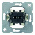 Выключатель 2-клавишный (механизм) 10АХ/250В Berker