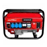 Электрогенератор бензиновый KrafTWele OHV-6500 3,5KW 3F El. 3,5кВт