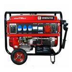 Бензиновый генератор KrafTWele OHV-8800 3F 8,8кВт