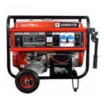 Генератор бензиновый KrafTWele OHV-8800 1F El 8,8кВт