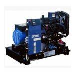 Дизельный генератор Adriatic K21 H Compact, SDMO 18,7кВт