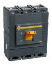 Вводный автомат IEK ВА88-40, 3Р, 800А, 35кА