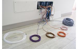 Как выбрать провода для скрытой и наружной проводки