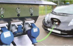 Как собрать щиток для электромобиля