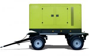 Как подобрать прицеп (шасси) для генератора