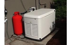 Подключение газогенератора и рассчет расходов на пропан и метан