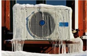 Правильная эксплуатация зимнего кондиционера в режиме обогрева