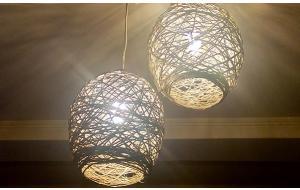 Светильники в эко-стиле своими руками: подробная инструкция с практическими советами
